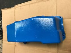 Chris Craft Oil Pan 8208 Fits V8 350025 Inboard Marine Engines Cast Iron. Used