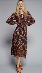 Spell & the Gypsy Collective Designs Folktown Wintergarden Maxi Size XS