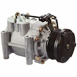 Four Seasons 78549 New AC Compressor with Specific Electrical Connector