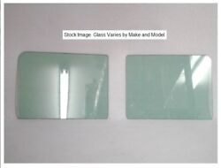 1939 Pontiac Model 25 Chevy And Olds Pass Cars Windshield Glass Pair C4089915