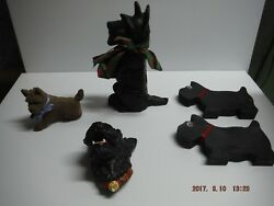 SCOTTISH TERRIER COLLECTIBLE PIECES