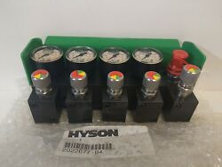 New Old Stock Hyson Products Pressure Control Panel 2022677-04