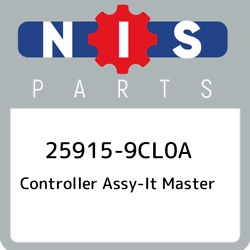25915-9cl0a Nissan Controller Assy-it Master 259159cl0a New Genuine Oem Part