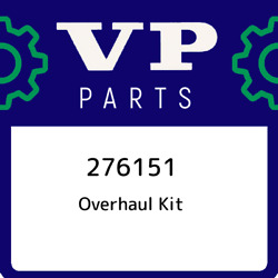 276151 Volvo Penta Overhaul Kit 276151 New Genuine Oem Part