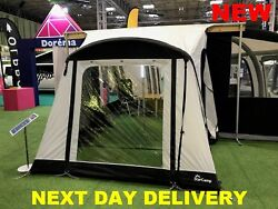 Dorema Starcamp Quick And Easy 265 Air Inflatable Porch Awning New For 2021