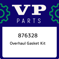 876328 Volvo Penta Overhaul Gasket Kit 876328 New Genuine Oem Part