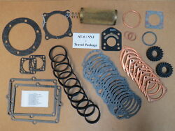 At-6 Snj Pratt Whitney R-1340 Radial Aircraft Engine Travel Package Spares Lot