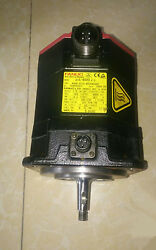 1pc Used Ge Fanuc A06b-0235-b605s000 Servo Motor Tested It In Good Condition