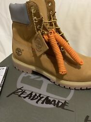 Readymade X Hypebeast X Boot. 5/10. Size 9.5. Brand New