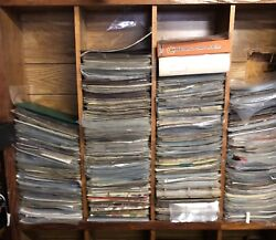 Huge Sportscards Collection Storage Unit Find Sports Cards All In Plastics