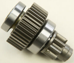 All Balls 79-2110 Starter Clutch With Bearings And Pinion Gear 279-2110 133697