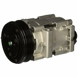 Four Seasons 58169 AC Compressor with Clutch and Specific Electrical Connector