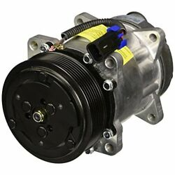 Four Seasons 78597 New AC Compressor with Specific Electrical Connector