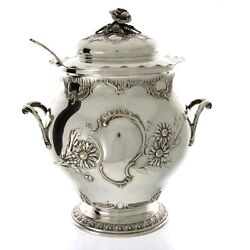 Wmf Art Nouveau Silver Plated Punch Bowl Germany Circa 1910
