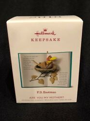 Hallmark 2018 Are You My Mother? PD Eastman Xmas Tree Ornament  Book