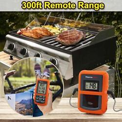 Food Thermometer Digital Food Temperature Reader Bbq Grill Kitchen Cooking Tool