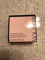 Mary Kay Mineral Powder Foundation Bronze 3- NIB