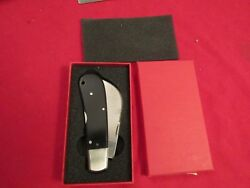 RARE AG RUSSELL EAGLE'S BEAK KNIFE IN BOX FROM A COLLECTORS ESTATE