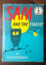 SAM AND THE FIREFLY PD Eastman Vintage Early Printing I Can Read