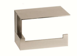 Gessi - 20849-149 - Wall-mounted Tissue Holder With Cover Brushed Nickel