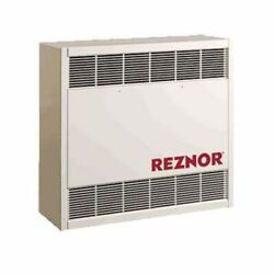 Reznor Emc-12 Electric Cabinet Unit Heater, Wall Mounted, Hg8 Config, 208v, 1...