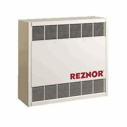 Reznor Emc-12 Electric Cabinet Unit Heater, Wall Mounted, Hg2 Config, 208v, 1...