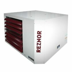 Reznor Udap-400 Power Vented Gas Fired Unit Heater Ng Aluminized Heat Excha...
