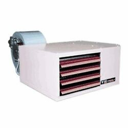Reznor UDBP-400 Power Vented High Static Gas Fired Unit Heater - NG - Alumini...