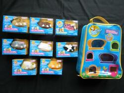 Zhu Zhu Pets LOT Hamster Bag Mr Squiggles Nugget Winkie Scoodles Patches Chunk +