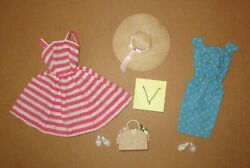 Japanese Exclusive Barbie Busy Morning Variation W/ Extra Sheath