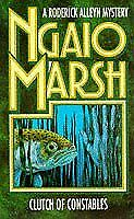 Clutch of Constables By Ngaio Marsh. 9780006165316 $5.98