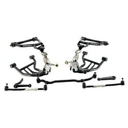 Ridetech Front Truturn System For 70-81 Camaro And Firebird 11179599