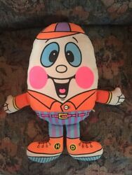 1970 Humpty Dumpty Pull String Talker By Mattel Restored To Talk And Cleaned