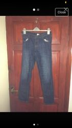 Womens Up2Fashion Slim Fit Jeans Size 14