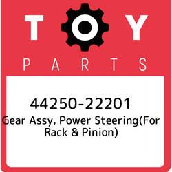 44250-22201 Toyota Gear Assy Power Steeringfor Rack And Pinion 4425022201 New