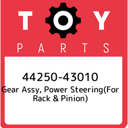 44250-43010 Toyota Gear Assy Power Steeringfor Rack And Pinion 4425043010 New