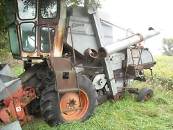 Gleaner E Combine For Parts Let Me Know What Part You Need And I Will Post It