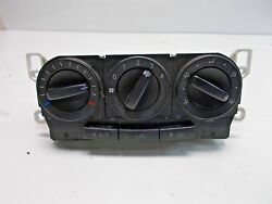 OEM 07-09 Mazda CX-7 Dashboard Climate Control Panel Manual Temperature Selector