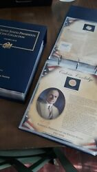 Postal Society Us Presidential Coin Collection