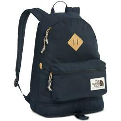The North Face Womens Navy Durable School Travel Backpack OS BHFO 1014