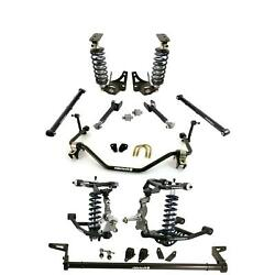 RideTech 64-67 GM A-Body Coil Over Suspension Kit Control Arms Sway Bar 11230201