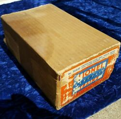 1940s Lionel 2663T 1663 switcher and tender  Master Carton set box only