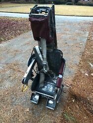 Vintage B-57 B-52 Bomber Ejector Seat Hot Rod Air Craft Office Chair