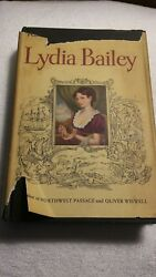 Vintage Kenneth Roberts Lydia Bailey 1st Edition 1st Printing Edition 1947