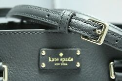 DESIGNER kate spade NEW YORK Lana Black Purse Shoulder Bag $329 REWARD YOURSELF $128.88