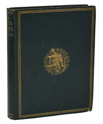 The Water Babies Charles Kingsley First Edition 1st Printing 1863 1st Issue