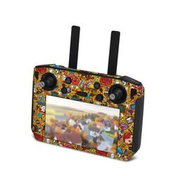DJI Smart Controller Wrap Psychedelic by JThree Concepts Sticker Skin Decal