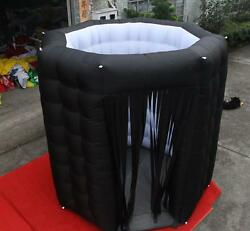 New 2019 Octagon Style Inflatable Professional Led Photo Booth Tent - Weddings M