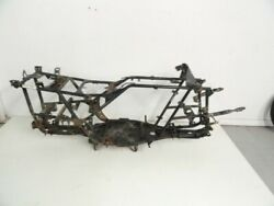 05 Arctic Cat 500 FIS Auto 4x4 used Frame Chassis * BOS * 1506-512