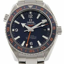 Omega Seamaster Planet Ocean GMT ? Good Planet Automatic (2600014149306) Used